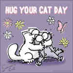 Hug your Cat Day 2018