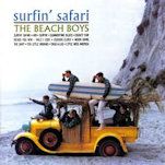 Beach Boys Surfin' Safari