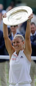 Angelique Kerber Wimbledon Champion 2018