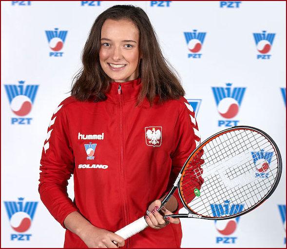 7c0c3930c 2018 - The new face of Polish tennis?