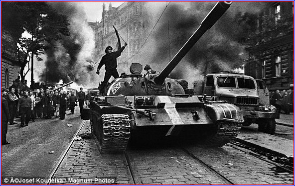 Invasion of Czechoslovakia 1968