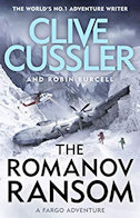 Romanov Ransom by Clive Cussler