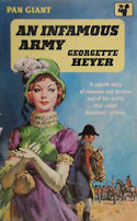 Infamous Army Georgette Heyer