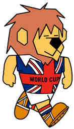 World Cup Willie 1966