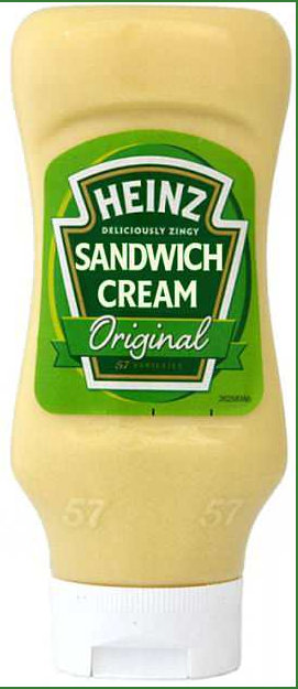 Proposed Heinz Salad Cream Label