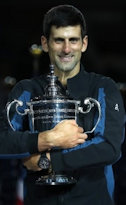 Novak Djokovic  US Open Grand Slam Champion