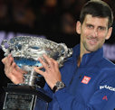 Djokovic 2019 AO Champion