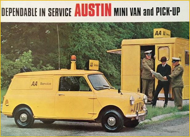 Dependable in Service Austin Mini Van and Pick-Up