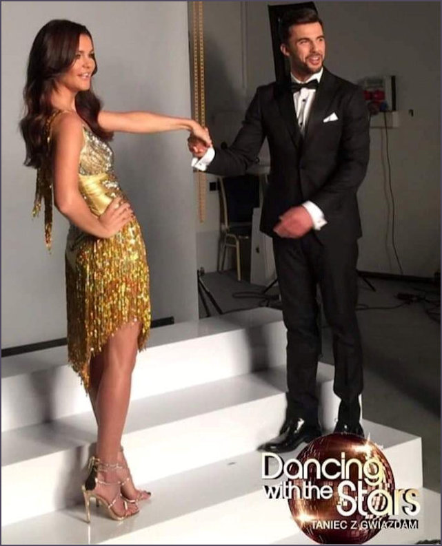 Aga Dancing with the  Stars