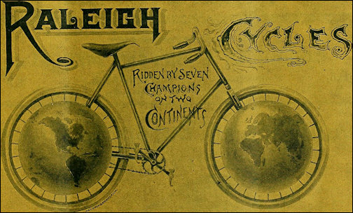 Raleigh 1888