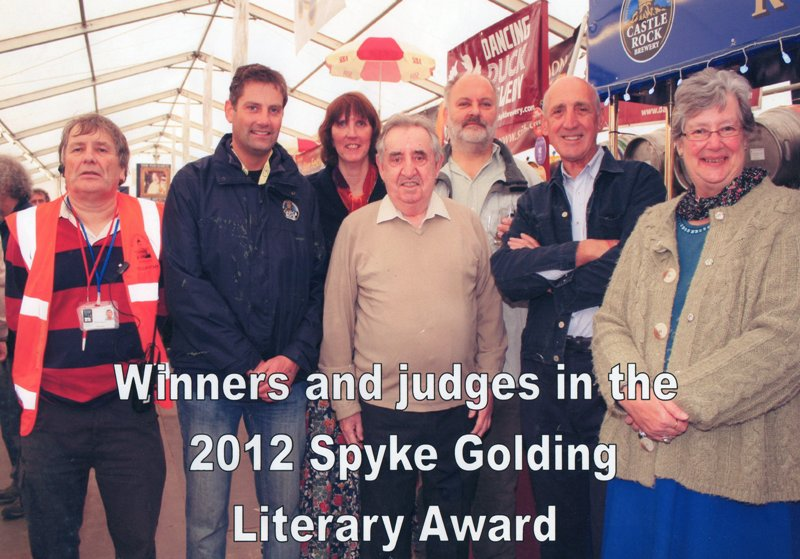 Golding Literary Award