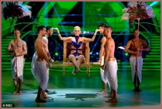 Strictly Come Dancing Denise van Outen