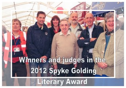 Spyke Golding Literary Award Winners