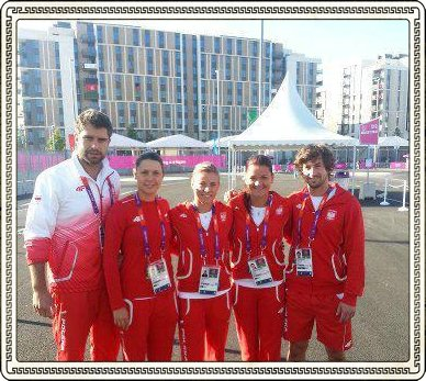 Polish Tennis Team