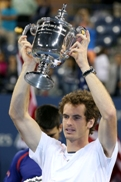 Murray US Open Champion