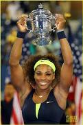 Williams US Open Champ