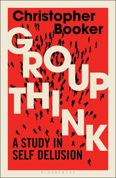 Groupthink by Christopher Booker