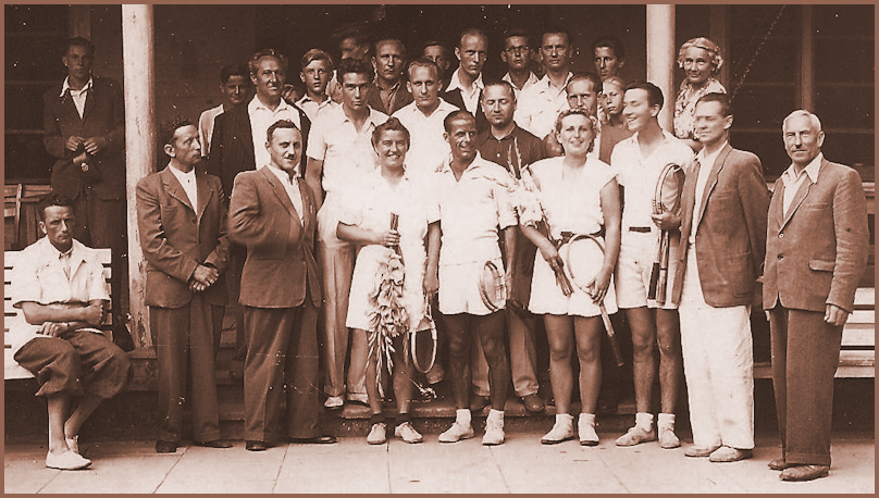 The Maritime Tennis Championships of 1938