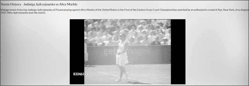 1937 Eastern Finals USA August 1937