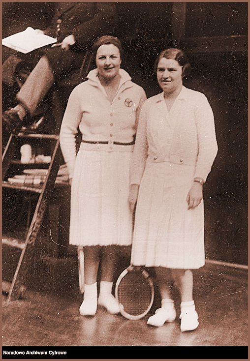 JJ at Queens Club 1933