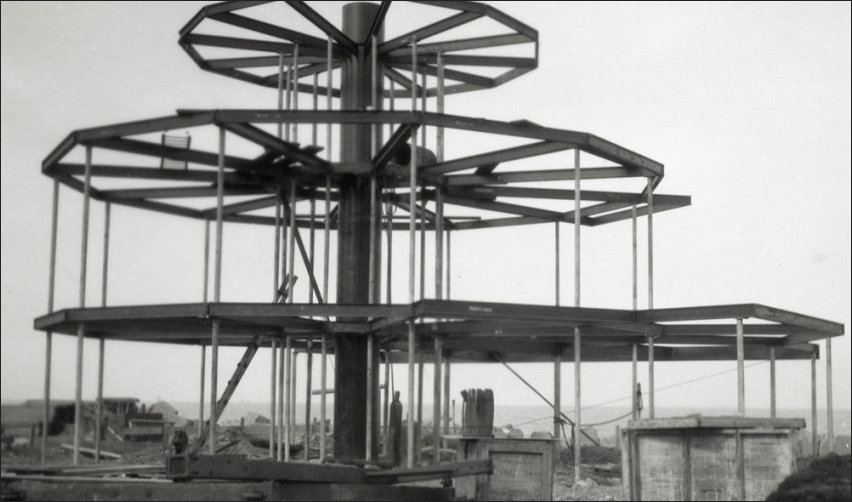 Framework for the building of The House of Tomorrow