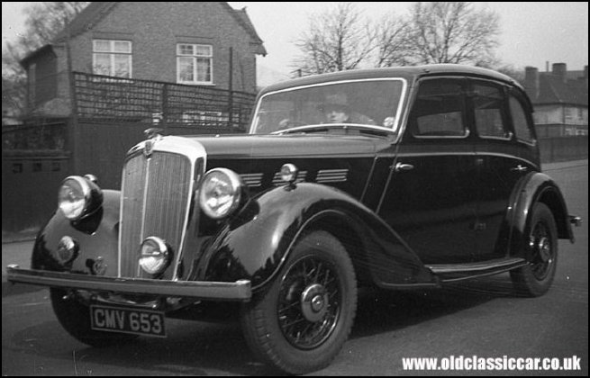 Archive image of Morris 1930s