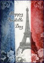 Bastille Day Artwork