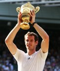 Andy Murray Wimbledon Champion 2013