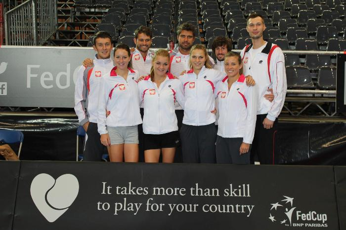 Polish federation Cup Team