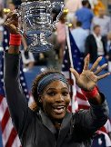 Serena Williams US Open Champ