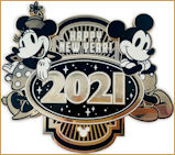 Mickey and Minnie 2021
