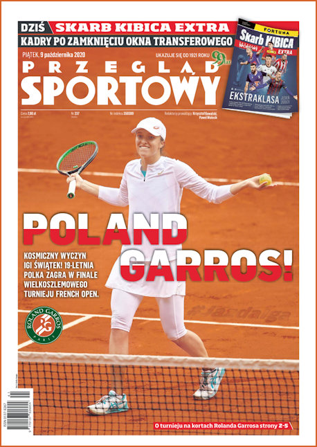Sports Magazine 9th October 2020