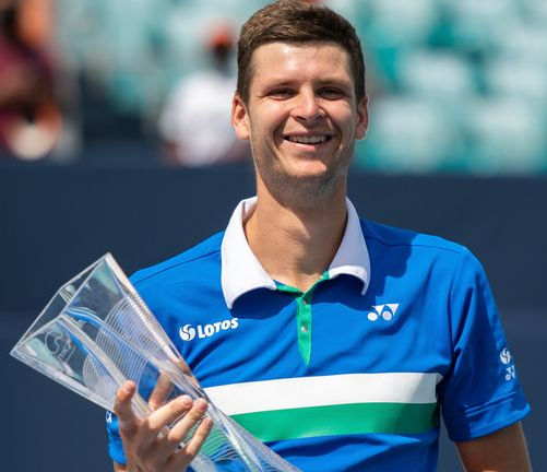 Hubert Hurkacz wins Miami Open 2021