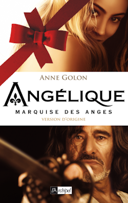 Angelique Book 1 Film tie-in