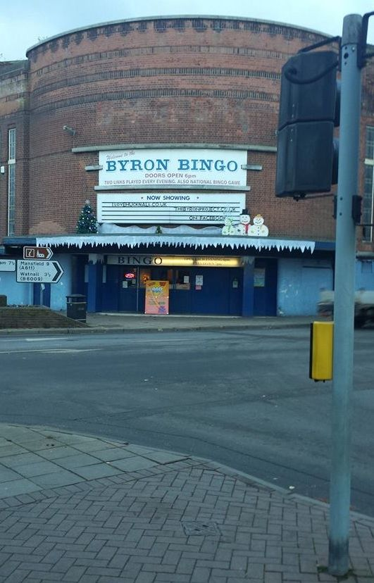 Byron Cinema 2013 Xmas