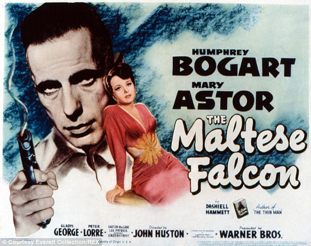 Maltese Falcon film poster