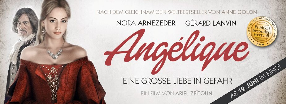 Angelique Film Germany June 2014