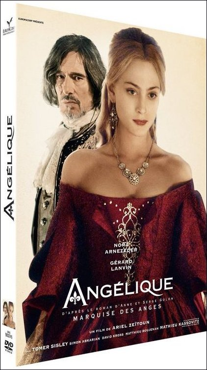 New Marquise des Anges DVD