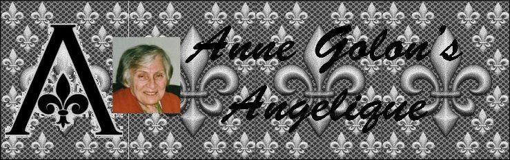 Banner for Anne Golons Angelique series