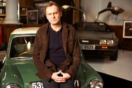 Philip Glenister Mini
