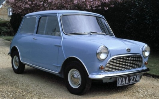 Mini voted best ever car