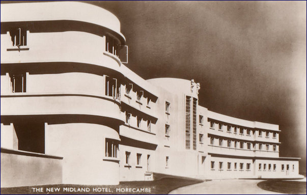 The New Midland Hotel 1933