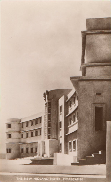 New Midland Hotel Architectural Review