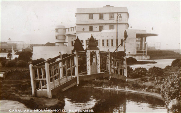 New Midland Hotel from the Canal