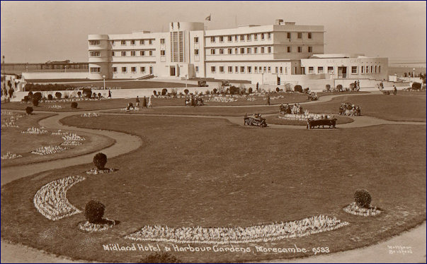 New Midland Hotel and Gardens 1933