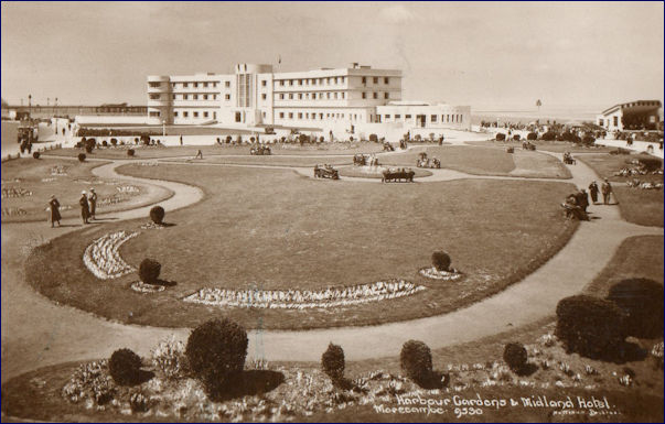 Midland Hotel and Bandstand