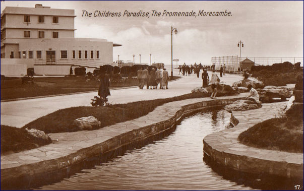 The Midland Hotel and the Children's Paradise
