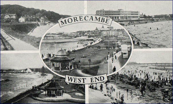 Multi View West End Morecambe