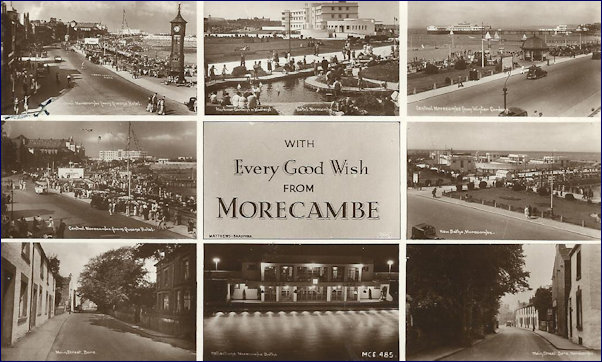 Multi-view of Morecambe
